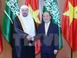 沙特阿拉伯王国协商会议主席圆满结束对越南的正式访问