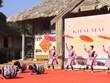 和平省各民族代表非遗展    民族文化展演精彩纷呈
