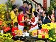 派压岁钱——越南人春节传统习俗