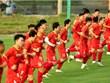 越南足球队将于5月31日在阿联酋与约旦队进行友谊赛