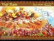 邮票——传递传统文化的国家名片