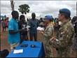 越南首位军官被联合国录用
