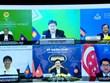 范平明出席东盟外交部长非正式会议