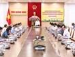 国会主席王廷惠前往广宁省检查指导换届选举筹备工作