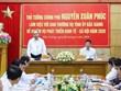 越南政府总理:北江省应对增长模式进行深度调整