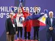 组图:第30届东运会开赛第一天:越南体育代表团摘下10枚金牌