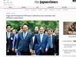 国际媒体高度评价日本首相菅义伟访越之旅