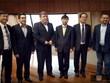 越南外交部副部长邓廷贵对巴拉圭进行正式访问