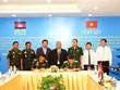 越南平阳省加强与柬埔寨两省的全面合作
