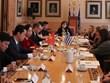 首都河内与希腊首都雅典促进文化、旅游和贸易的合作