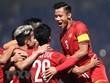 2019年亚洲杯热身赛:越南队以4比2击败菲律宾队