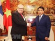 越南首都河内与芬兰各地方促进合作关系