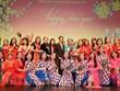 旅居中国港澳越南人举行喜迎新春活动