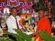 政府副总理张和平走访慰问茶荣和永隆两省高棉族同胞