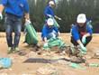 为了环境限制塑料垃圾行动月启动