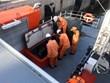 NA 95899 TS号渔船沉没事故:将不完整的船员遗体送上岸