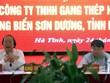 越南自然资源与环境部:台塑钢铁厂污水处理后的水质符合越南标准