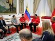 委内瑞拉高度评价越南共产党在世界进步运动中的地位和作用