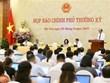 政府7月份例行记者会:查明海防市一起涉及中国人的特大网络赌博案涉案各方责任