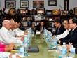越南共产党代表团对古巴进行工作访问