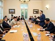 越南代表团赴德国了解双元制职业教育模式