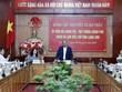 越南政府总理阮春福同谅山省主要领导举行工作座谈会