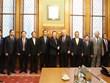 越南国会副主席冯国显对匈牙利进行工作访问