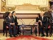 促进胡志明市与阿联酋的合作关系