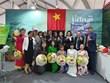 越南企业参加在韩国举行的2019年国际农业展览会