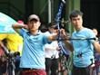 越南运动员阮文待夺得2019年亚洲射箭锦标赛银牌
