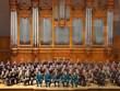 俄罗斯联邦近卫军模范乐团首次赴越演出