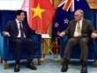 越南和新西兰期待建立战略伙伴关系