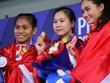 第30届东南亚运动会:越南班卡苏拉比赛项目获得4枚奖牌