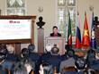 越南国会主席阮氏金银造访喀山联邦大学