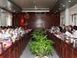 芬兰希望与后江省加强在优势领域的合作