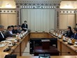 胡志明市领导会见日本熊本县八代市市长中村宽一行