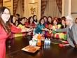 越南驻外使领馆纷纷举行春节招待会