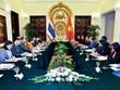 越南与泰国在河内举行第七次外交部副部长级年度政治磋商