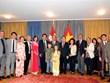 张和平副总理与旅居瑞士越南人共迎新春