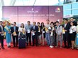 中国台湾飞往岘港市又一条直达航线正式开通