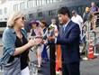 2020庚子年春节:岘港市迎接首批海运入境国际游客