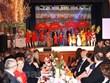 旅居捷克越南人社群纷纷举行迎新春活动