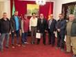 越南驻阿尔及利亚大使会见越南传统武术门派联合会代表