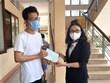 从外国返回的300余名越南公民结束集中隔离期