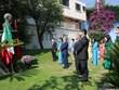 胡志明主席诞辰130周年:越南驻墨西哥大使馆举行向胡志明主席雕像上香仪式