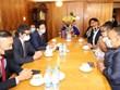 越南驻南非大使馆助力南非人民做好疫情防控工作