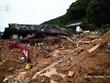 越南领导人就日本洪灾和山体滑坡向日本领导人致慰问电