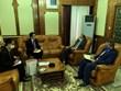 越南与阿尔及利亚深化档案信息储存领域的合作