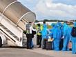 新冠肺炎疫情:将在古巴和德国的270名越南公民接回国