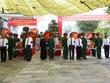 西宁省为149名越南志愿军隆重举行追悼会和安葬仪式